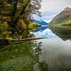 Lake Gunn. By Tim Pierce - NOT!