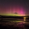 Aurora Australis with ISS Passing Lake Dunstan - Mark Mexted