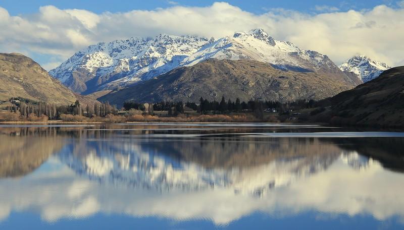 Lake Hayes - Brian Hall