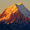 Mt Cook Sunset by Brian Hall