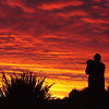 Capturing the Sunset by Tim Herrick