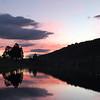 Dawn over Deadman's Bridge by Joanne Deaker