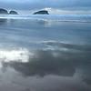 Beach Scene by Allan Ford