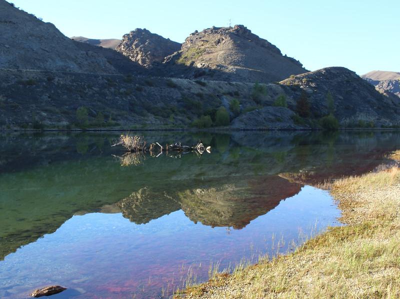 Lake Reflections - Joanne Deaker