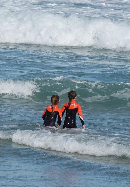 Waiting for the Next Big Wave! – Judy King