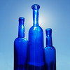 Blue bottles – Tim Herrick