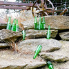 Ten green bottles sitting on a wall – Kathy Tweedie