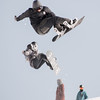 Flying over the Half-pipe – Heather Macleod