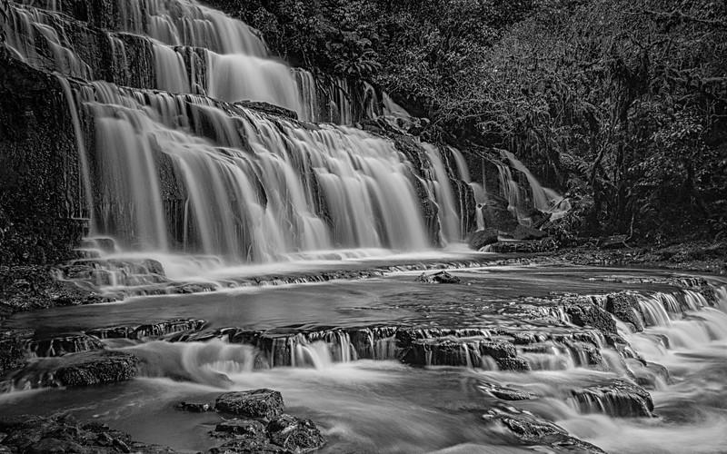 Purakaunui Falls – Jacqui Scott