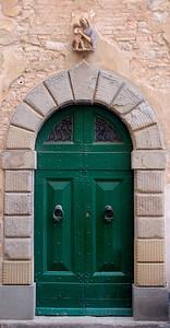 Cortona, Italy (A)