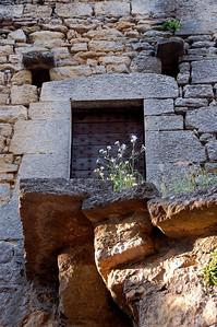 Door to 2nd Tower--San Marino