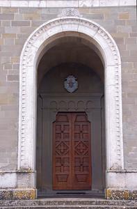 Duomo--Cortona, Italy