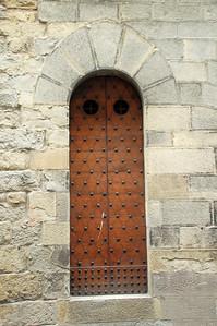 2nd Story Door-Cortona, Italy