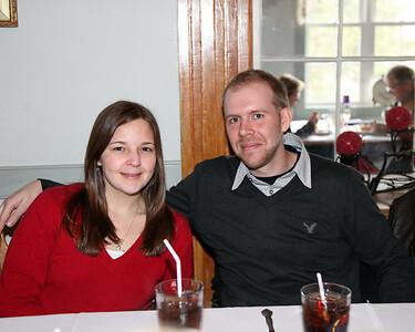 Happy Valentine's Day Melissa and Brian