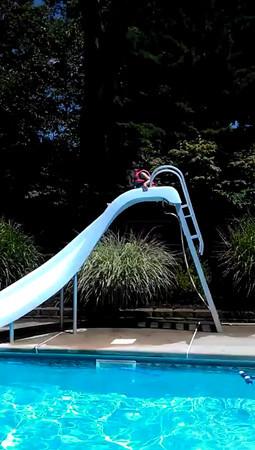 Rylie & Slide 7-18-13