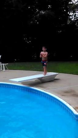 Swimming 7-12-13