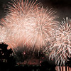 Lake Biwa Fireworks Aug. 6th, 2010