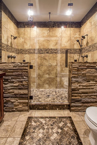 Glass Bathroom-12