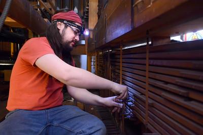 Mahoning Presbyterian Organ