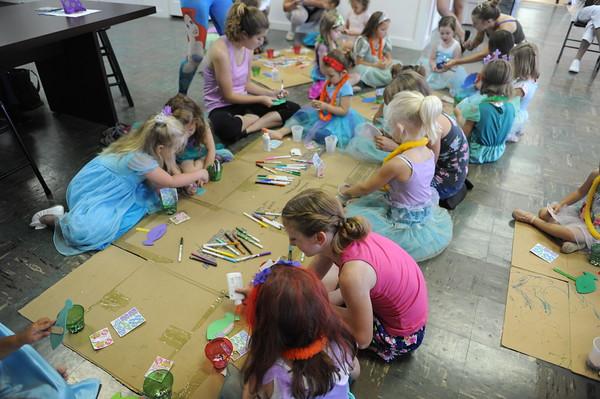 Princess Camp at Catherine Treon School of Dance 2015