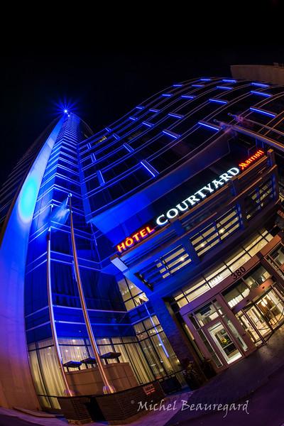 Courtyard Marriott Montréal Centre-ville