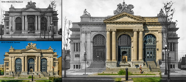 Montreal Before and After