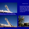 The Tower of the Montreal Olympic Stadium