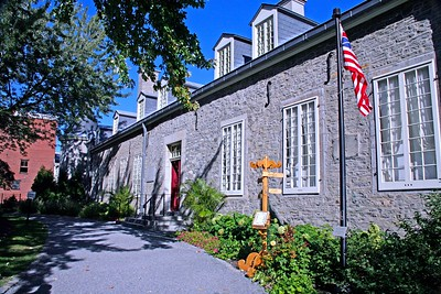 Chateau Ramezay Museum in Montreal
