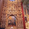 Our Lady's Altar in St. Patrick's Basilica Montreal