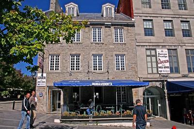 Vandelac House in Montreal