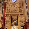 St. Joseph's Altar in St. Patrick's Basilica in Montreal