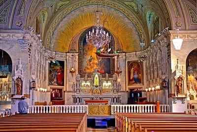 The Beautiful Notre-Dame-de-Bon-Secours Chapel