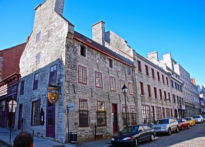 Pierre du Calvet House in Old Montreal