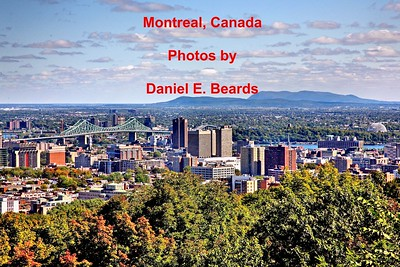 Welcome to Montreal Canada