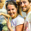 The 2015 Color Me Rad 5K Color Race - 252 her and him