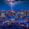 Lightning Over Montreal