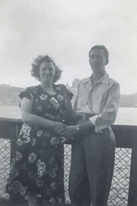 1947, Quebec Ferry