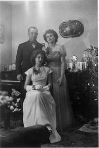 Pierette, Jeanne, Pierre Beauregard