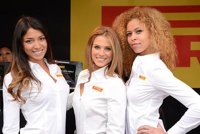 Pirelli Montreal F1 Babes 01