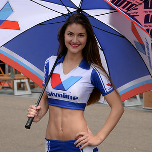 Spa Valvoline grid girls 05