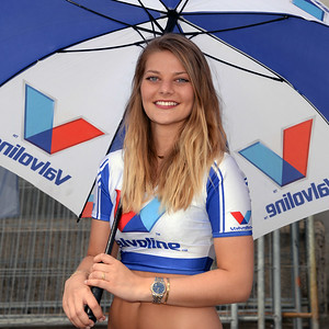 Spa Valvoline grid girls 13