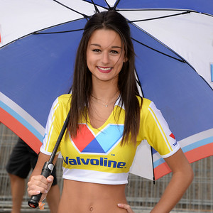Spa Valvoline grid girls 14