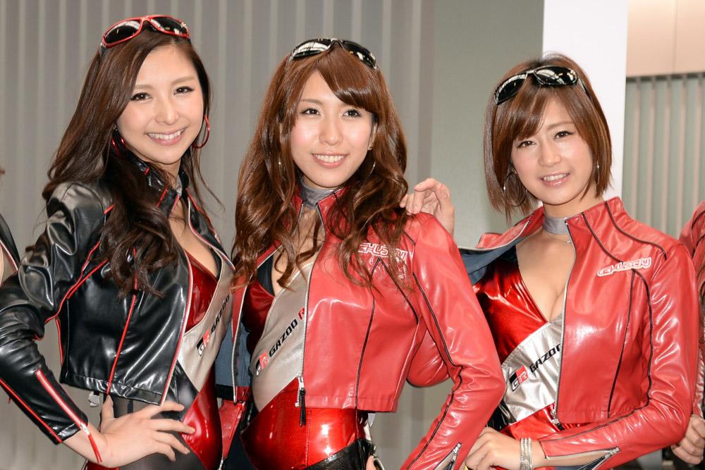 Nurburgring Japanese pit babes 08