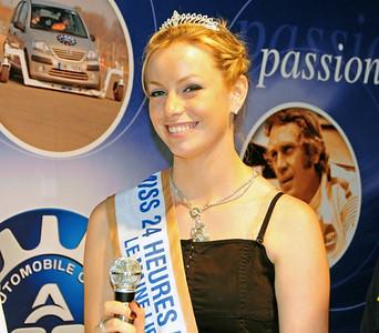 Miss 24 Heures du Mans 2010