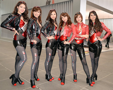 Gazoo Racing Girls 01