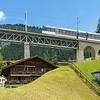 Bridge of Gstaad -retour a Montreux