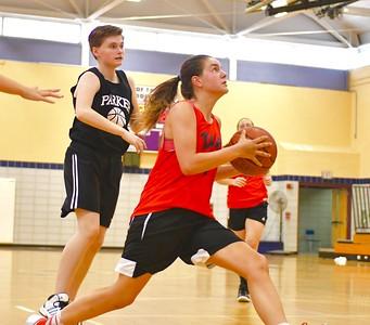 Monty Tech Summer Basketball League: North Middlesex vs. Parker