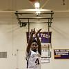 Montachusett Regional Vocational Technical School boys basketball played Assabet Valley on Thursday night, Jan. 9, 2020 in Fitchburg. Monty Tech's #41 Jordan Albert shots a free throw. SENTINEL & ENTERPRISE/JOHN LOVE