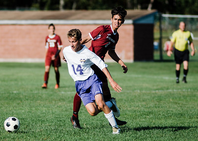 Monty Tech v. Fitchburg Boys Soccer