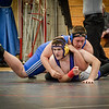 Leominster's William Vargo competes against Monty Tech's Max Aker in their meet at Monty Tech's Evan Clarke faces Leominsters, Anthony Larson during their meet at Montachusett Regional Vocational Technical School. SUN/Caley McGuane